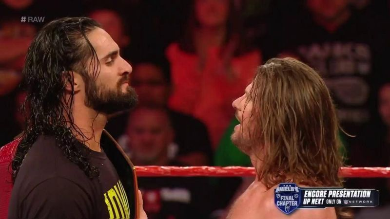 It will be a great opportunity for RAW to shine