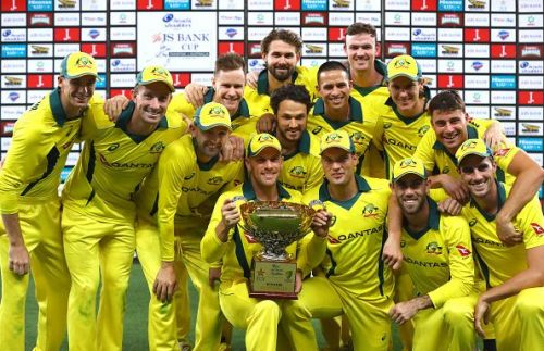 With their victory over Pakistan, Australia have emerged as one of the favourites for World Cup