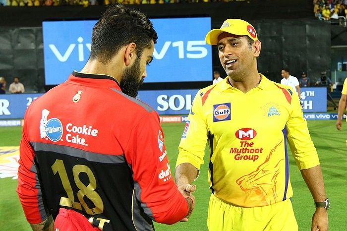 IPL 2019 started with CSK