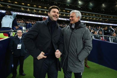Jose Mourinho has advised Mauricio Pochettino and Tottenham on how to beat Ajax