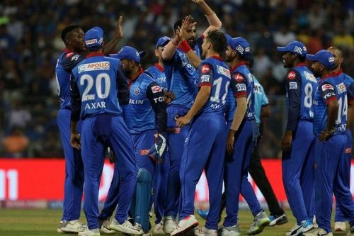 The Delhi Capitals are in contention for a spot in the playoffs in IPL 2019