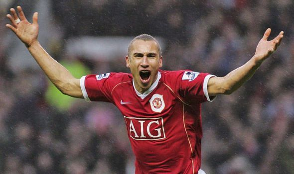 Henrik Larsson - a real football legend who represesnted both Barca and U