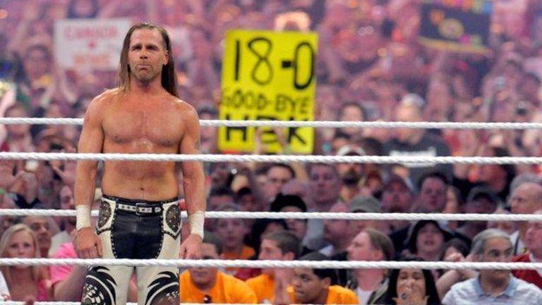 WrestleMania XXVI: Shawn Michaels vs The Undertaker