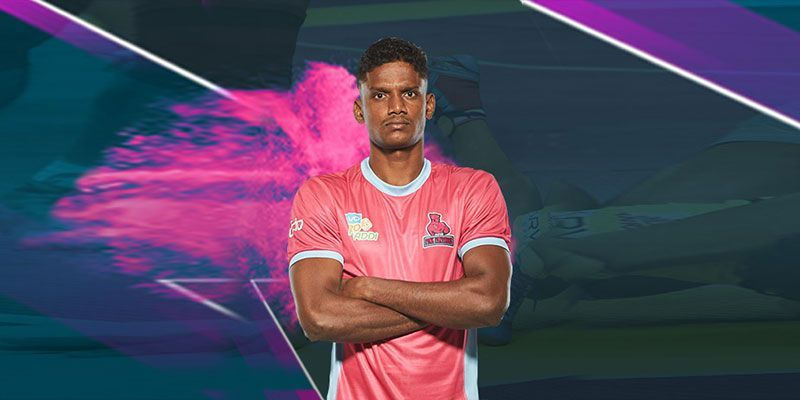 Selvamani K. can prove to be a great raider for Haryana Steelers