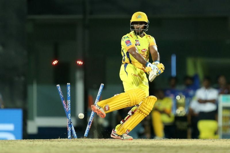 Ambati Rayudu has not looked comfortable against quality pace bowlers