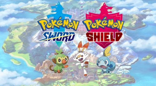Image result for pokemon sword and shield leaks