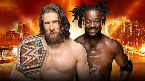 Kofi Kingston squared off against Daniel Bryan at WrestleMania 35