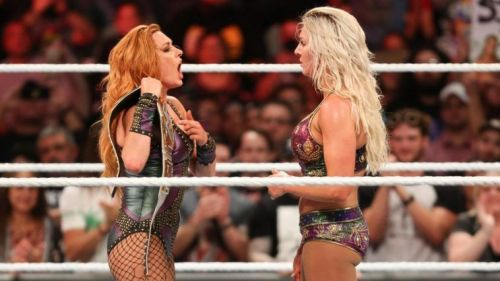 How will the Queen react to her loss in the main event?