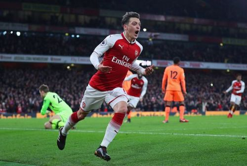 Arsenal have leapfrogged their bitter rivals on the Premier League table