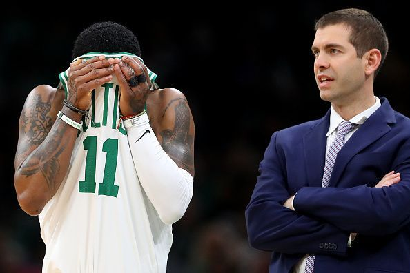 The Celtics have been up and down the hill, and lack of consistency has been a big concern for the team