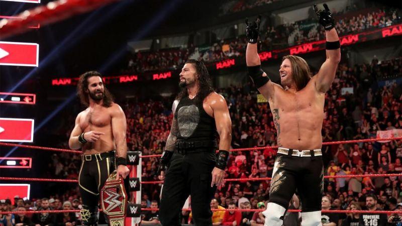 Plenty of worthy opponents await The Phenomenal One on Monday Night RAW