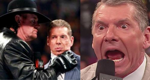 The Undertaker was not at WrestleMania 35