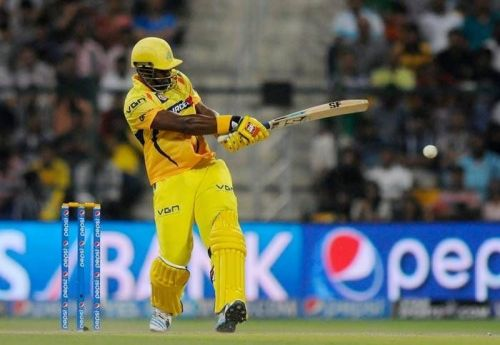 Smith scored five 50s in the 2014 season for CSK