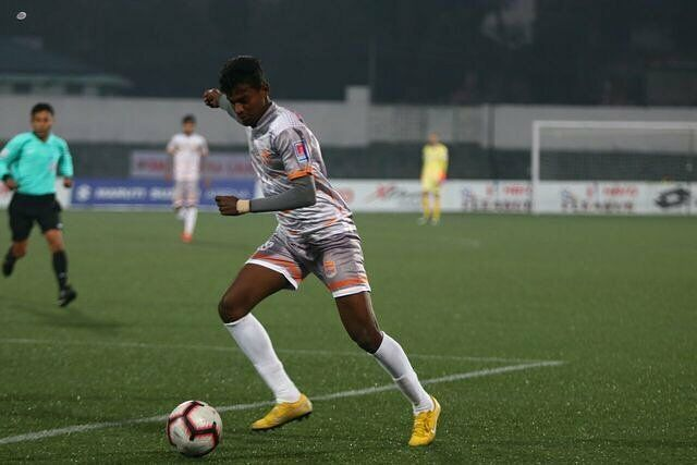 Ajith Kumar will be part of Chennai City FC for one more season.
