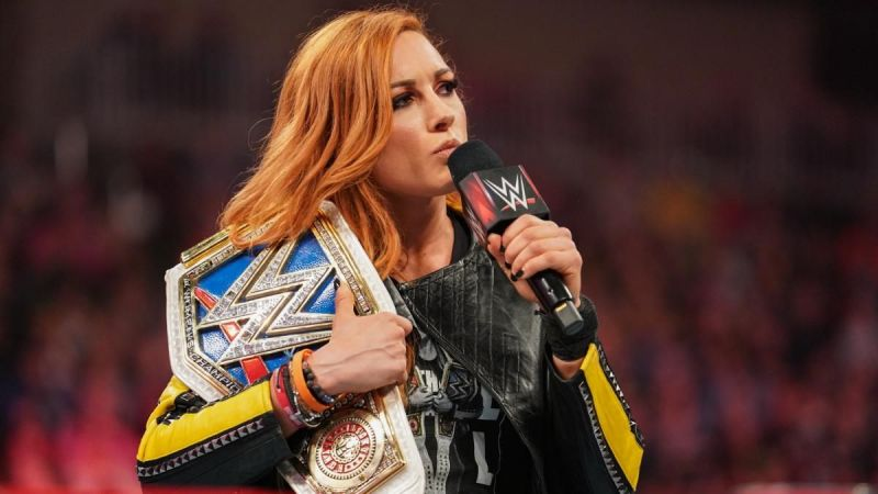 Becky Lynch is now nicknamed