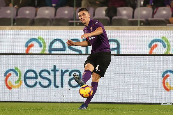 Milenkovic should be at the top of Arsenal