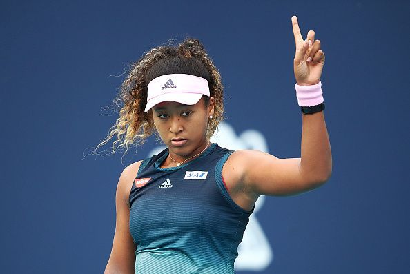 Can Naomi Osaka strengthen her hold on the No. 1 ranking?