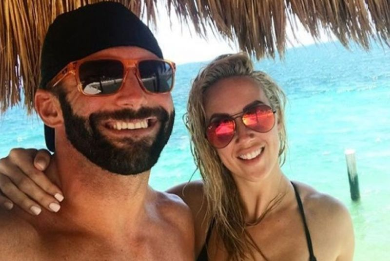 Zack Ryder and Chelsea Green are engaged!