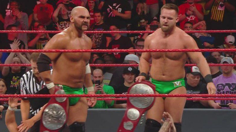 The Revival and the Raw Tag Team Titles might not make it to WrestleMania 35