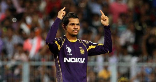 KKR will rely on Narine to perform with the bat as well as the ball (picture courtesy: BCCI/iplt20.com)