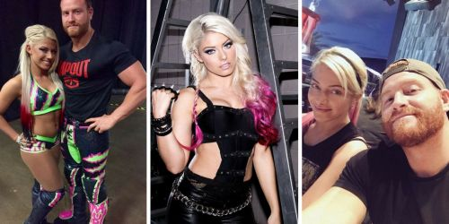 There are a number of WWE couples looking to head down the aisle soon