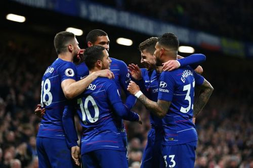 Chelsea FC v Brighton & Hove Albion - Premier League