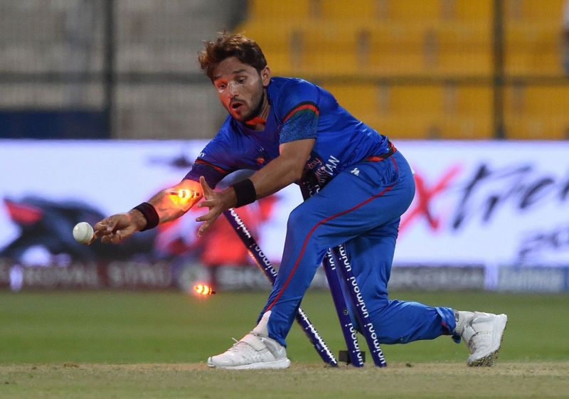 Gulbadin Naib will lead Afghanistan in the World Cup