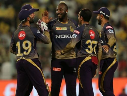 Kolkata's over dependence on Andre Russell has been one of their reasons for their dramatic slide