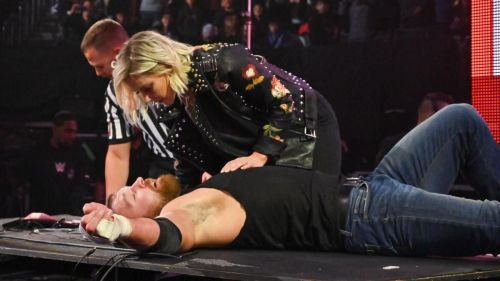 What was the reason behind Dean Ambrose's failure?