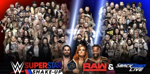 Some big names could be heading over to SmackDown Live