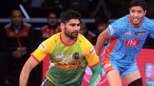 The Patna Pirates have done a good job at the auction and will look to win this season under the leadership of Pardeep Narwal and Surender Nada.