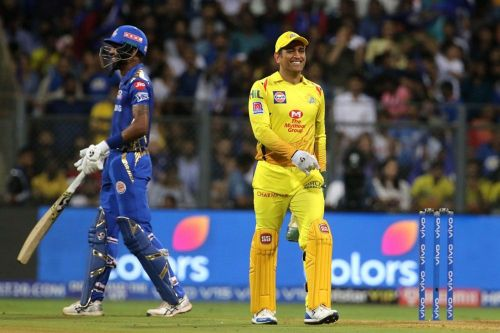 MS Dhoni has led his team from the front in this IPL (Image Courtesy - IPLT20/BCCI)