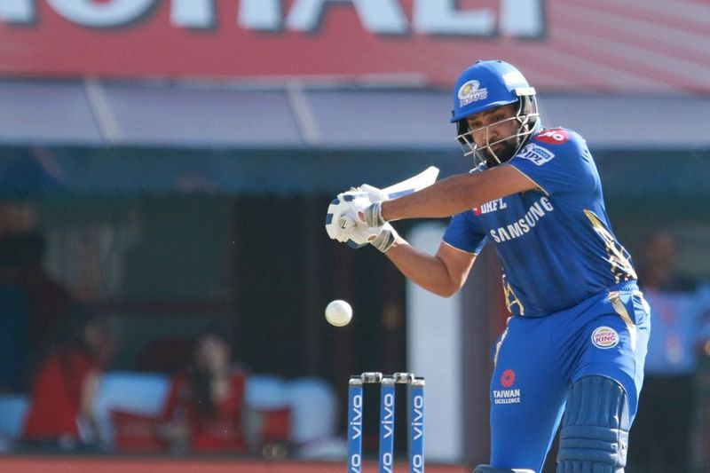 Rohit Sharma will be one to watch out for against SRH (Image Courtesy: IPLT20)