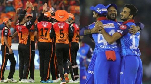 Delhi and Hyderabad will meet for the 2nd time tonight