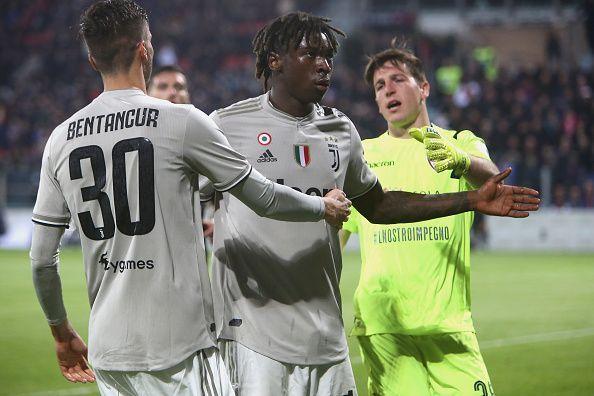 Cagliari v Juventus - Serie A