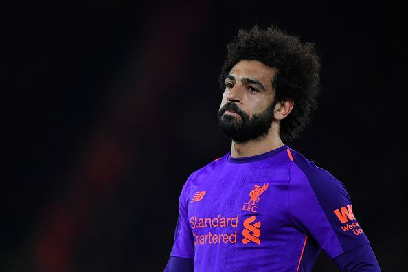 Could Salah retain the Golden Boot this year?