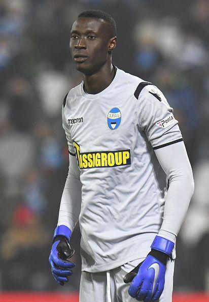Alfred Benjamin Gomis Profile Picture