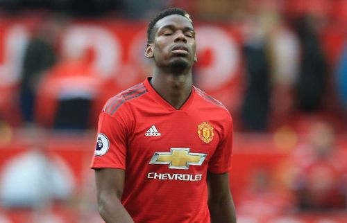 Another bad day in the office for Pogba