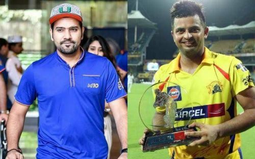 Rohit Sharma misses chance to break Suresh Raina's record of most consecutive appearances for an IPL team