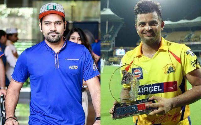Rohit Sharma misses chance to break Suresh Raina