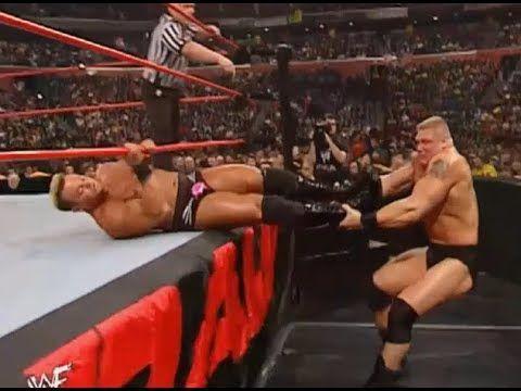 Brock Lesnar vs Shawn Stasiak