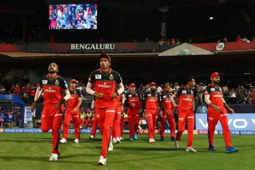 RCB will be looking to get their first win against KKR ( Image Courtesy: IPLT20/BCCI)