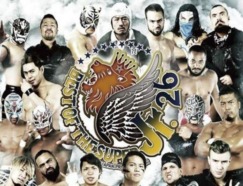 Njpw Best Of The Super Juniors 2019 NJPW News: Confirmed line ups for 2019 Best of Super Juniors
