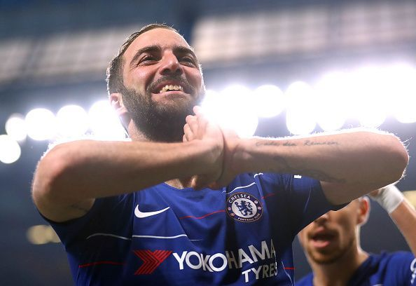 Higuain unwanted at both Chelsea and Juventus