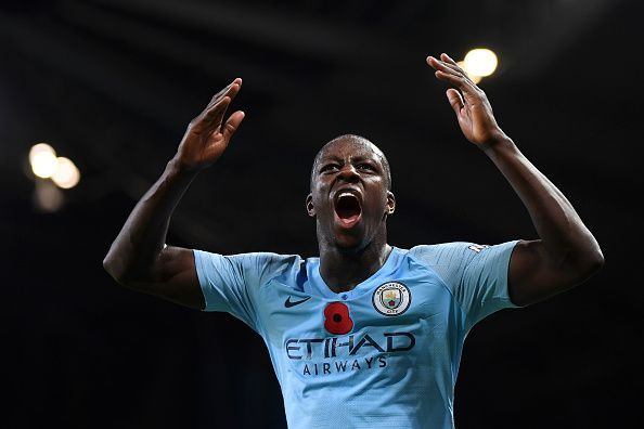 Mendy's Manchester City career has been ravaged by injuries so far