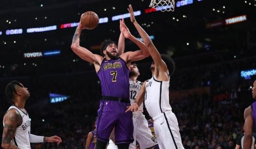 JaVale McGee placed himself in a category with only Kareem and Shaq in franchise history, after a monster game against the Nets.