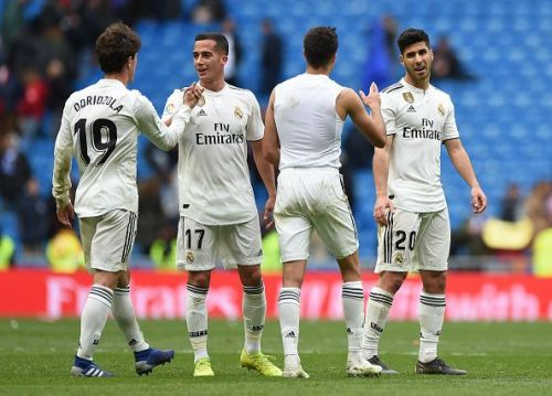 Real Madrid take on Leganes at the weekend