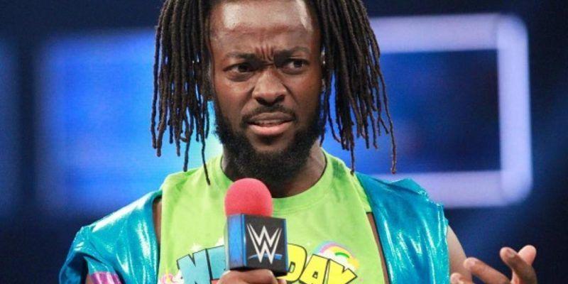 Kofi Kingston mania is running wild!