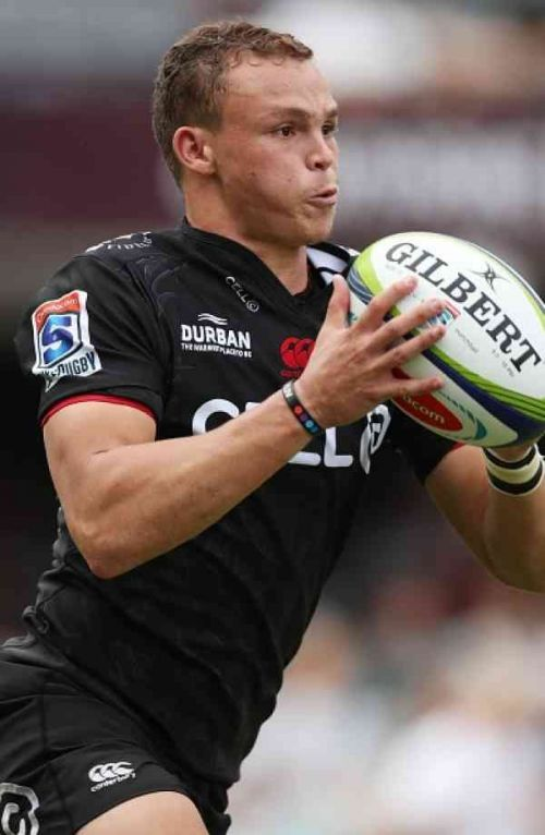 Curwin Bosch will be a key player for The Sharks