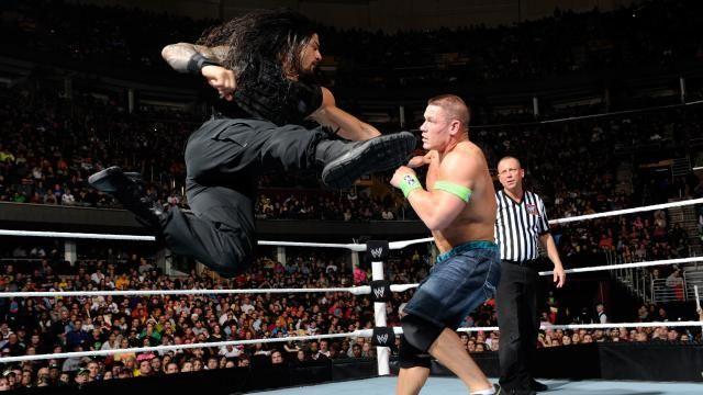 John Cena gets Reigns